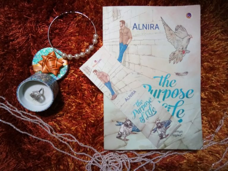 novel karya alnira yang berjudul the purpose of life
