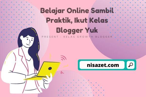 kelas blogger online