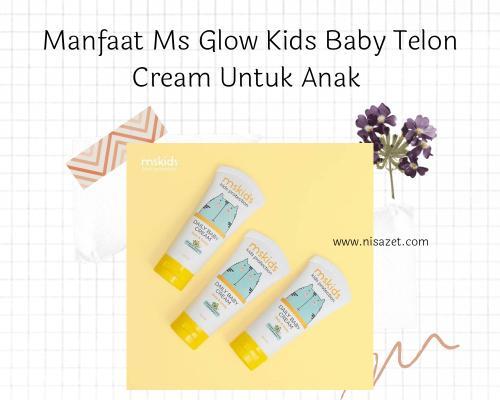 manfaat ms glow baby telon