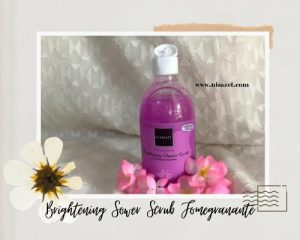 review body shower pomegranate