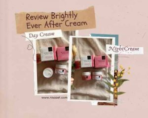 review scarlett brightly ever after cream