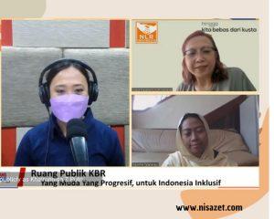Indonesia inklusif bersama KBR dan NLR