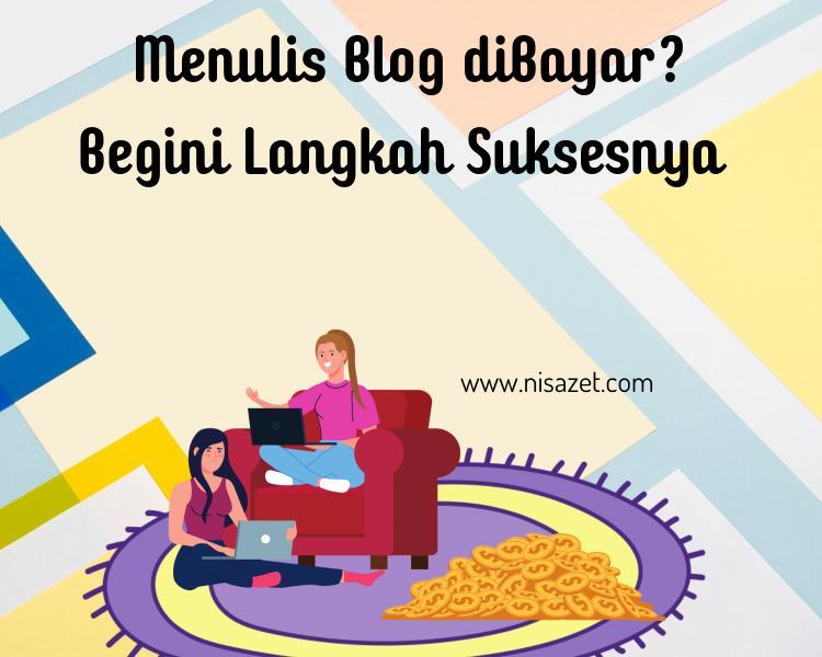 menulis blog dibayar, daftar komunitas