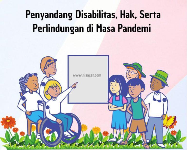 penyandang disabilitas hak, serta perlindungan