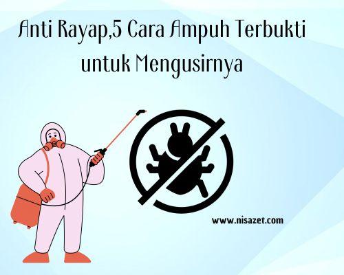 anti rayap dari fumida
