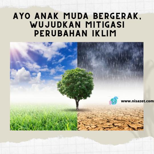 mitigasi perubahan iklim